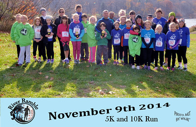 2014 RIVER RAMBLE 5 & 10K