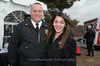 Cetronia Fire Department Chief Jay Heicklen and daughter Sarah, a student in the Cetronia EMR program