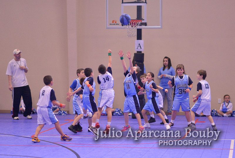 Upward Basketball
