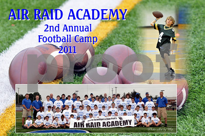 2ND Annual Camp Posters