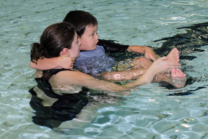 Children's Adapted Aquatics