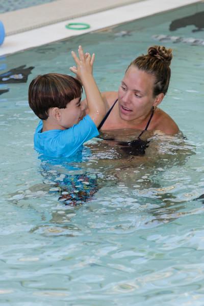 Children's Adapted Aquatics