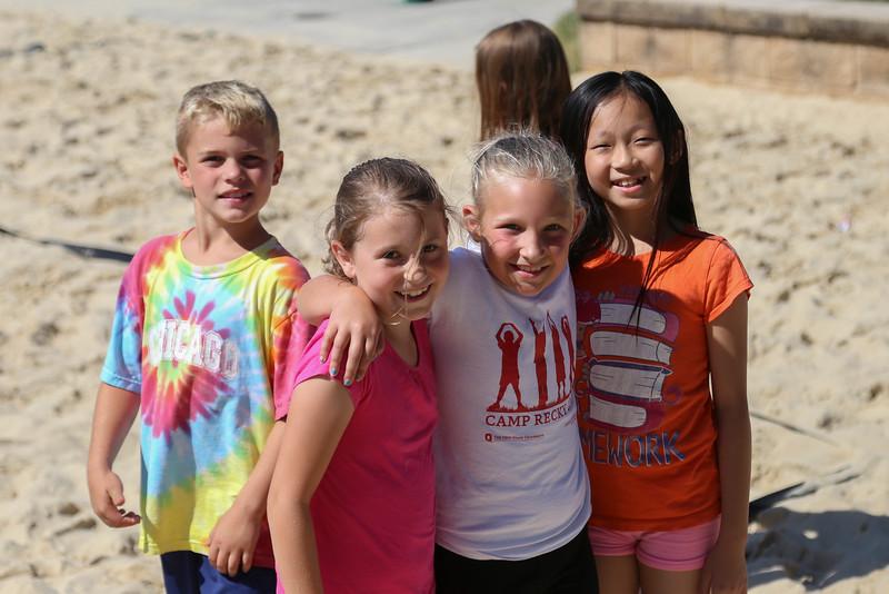 Camp Recky Week 7