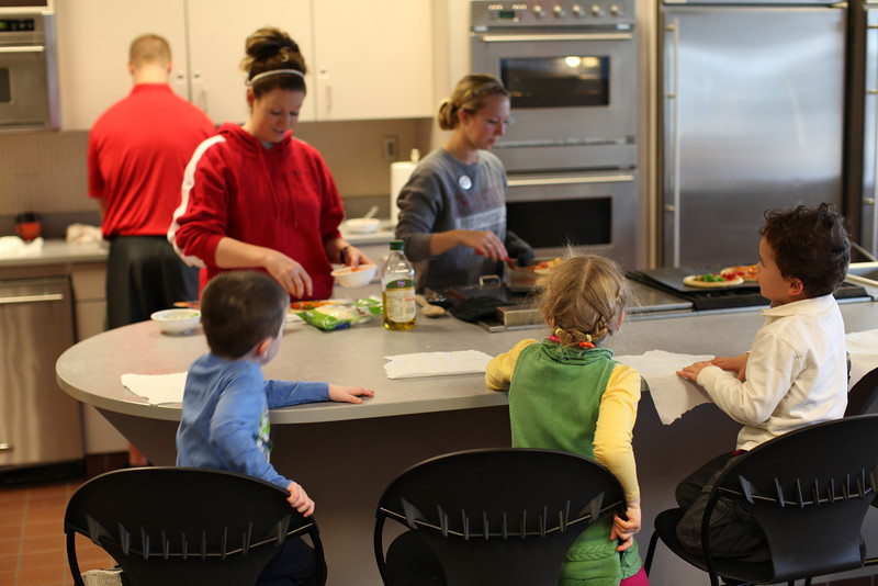 Kids In the Kitchen Pro Doughers 2014