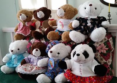 Dec 2015 Charity Bears