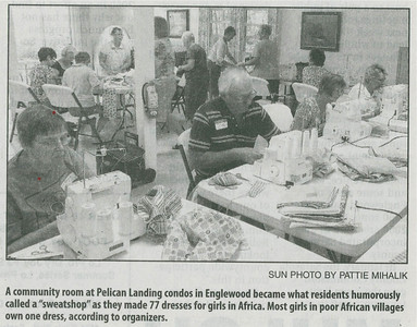 Full article available at: http://yoursun.net/csp/cms/sites/SunNews/Englewood/index.csp Date: March 13, 2013  Publication: Englewood Sun (FL)