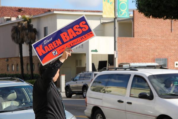 Karen Bass For Congress - Congressional District 33 Listening Tour - 10-30-2010