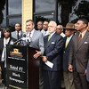 """LAPD Chief Charlie Beck Speaks to African American Clergy in LA"" 2-19-2013 : 1 gallery with 13 photos"
