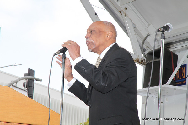 The Leimert Park / Metro Station / Community Celebration 5-24-2013