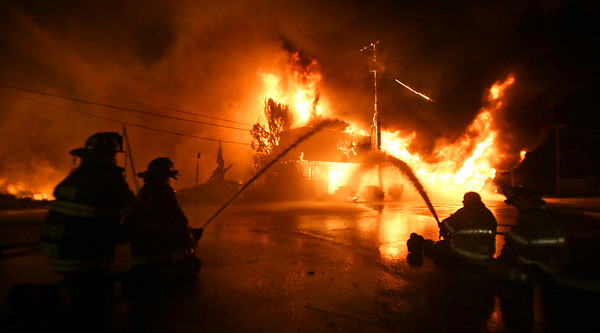 11 Closson Lumber Fire