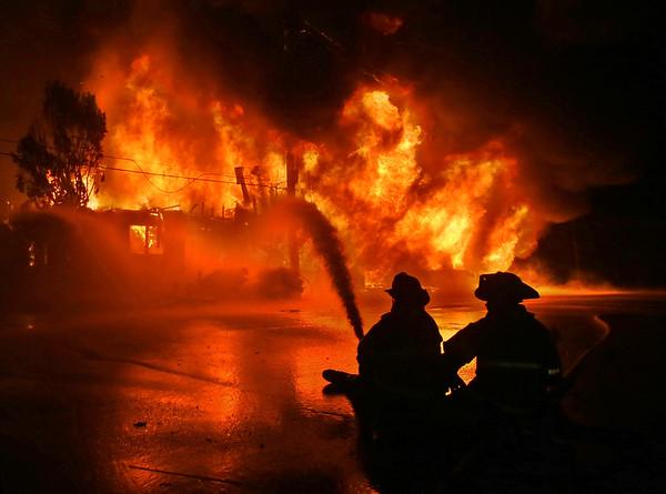 13 Closson Lumber Fire