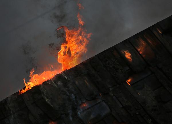 19 Closson Lumber Fire