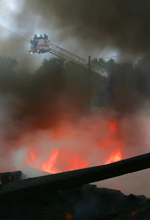 21 Closson Lumber Fire