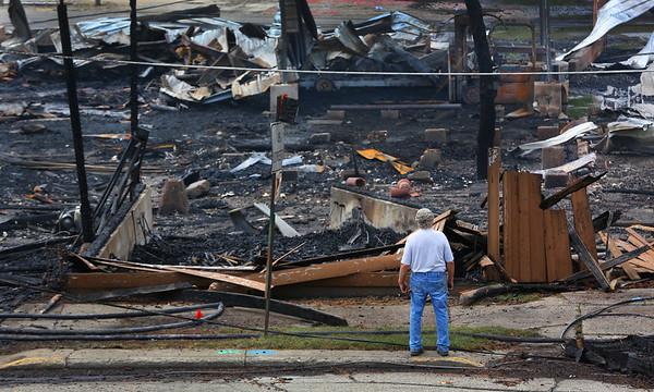 28 Closson Lumber Fire