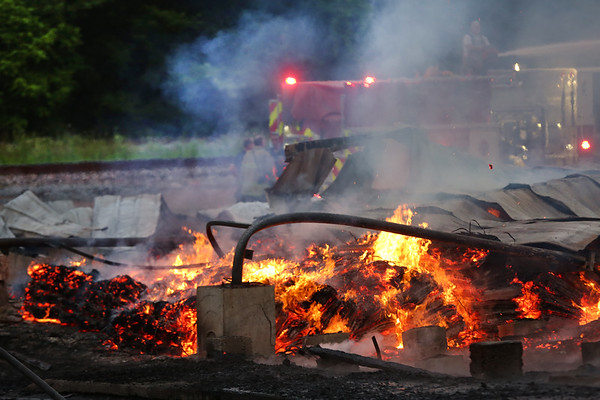 22 Closson Lumber Fire