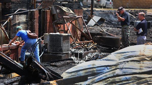 31 Closson Lumber Fire