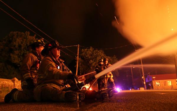 018 Closson Lumber Fire