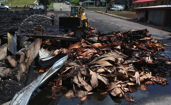 29 Closson Lumber Fire