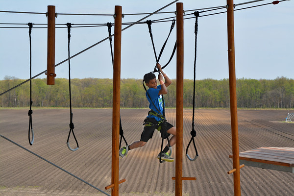Rugged Adventures Park Opens