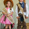 In a very tough competition loaded with cuteness among 17 contestants, the new Little Miss Cowgirl Tessa Criswell, 5, and Little Mister Cowboy Chase Farrer, 6, were chosen at the 2018 Cass County Fair on Wednesday night. Fran Ruchalski   Pharos-Tribune