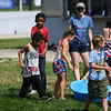 People participate in the annual Fourth of July festival at Riverside Park in Logansport on Sunday, July 4, 2021.