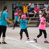 Pioneer Youth League teams compete during Pioneer Days festivities at Rea Park on Friday, June 18, 2021 in Royal Center.