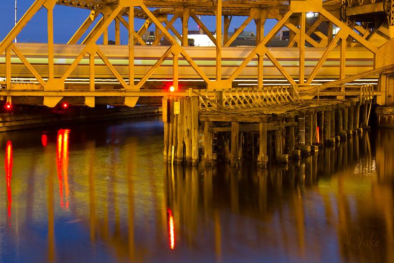 Charles River Bascule Bridge