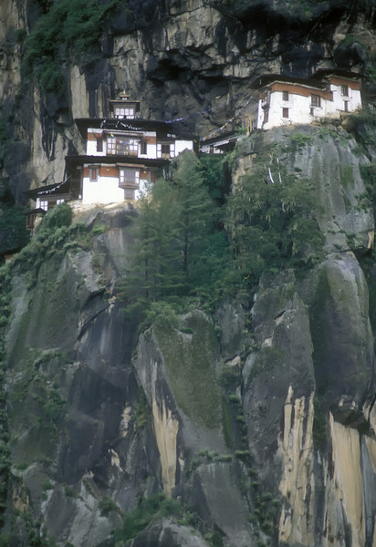 The Tiger's Nest.