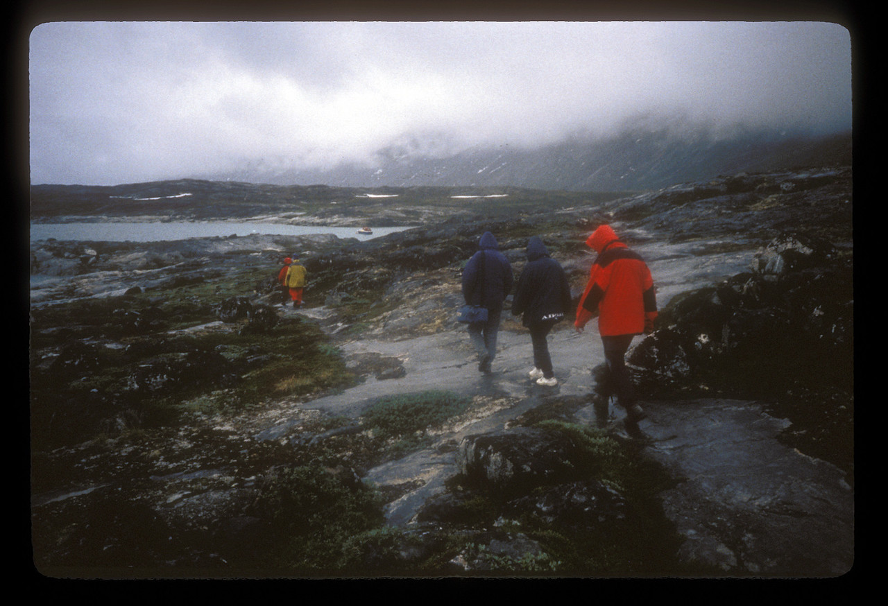 And the wonders were only beginning. Here's a hike at Ataa, Greenland.
