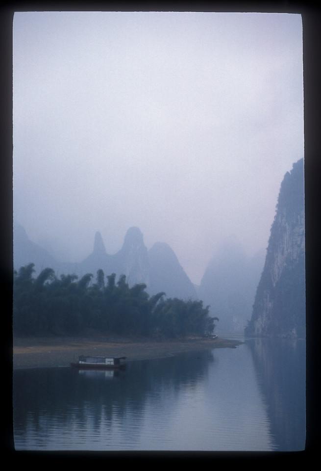 The Li River.