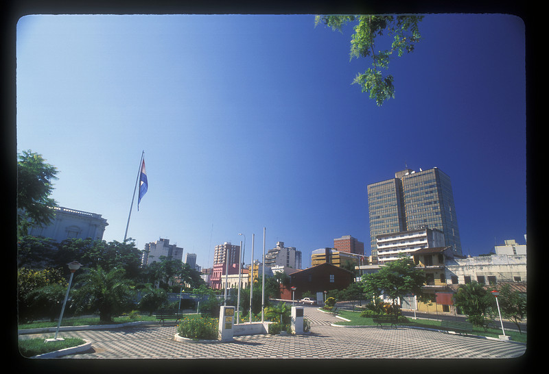 Asuncion, Paraguay.