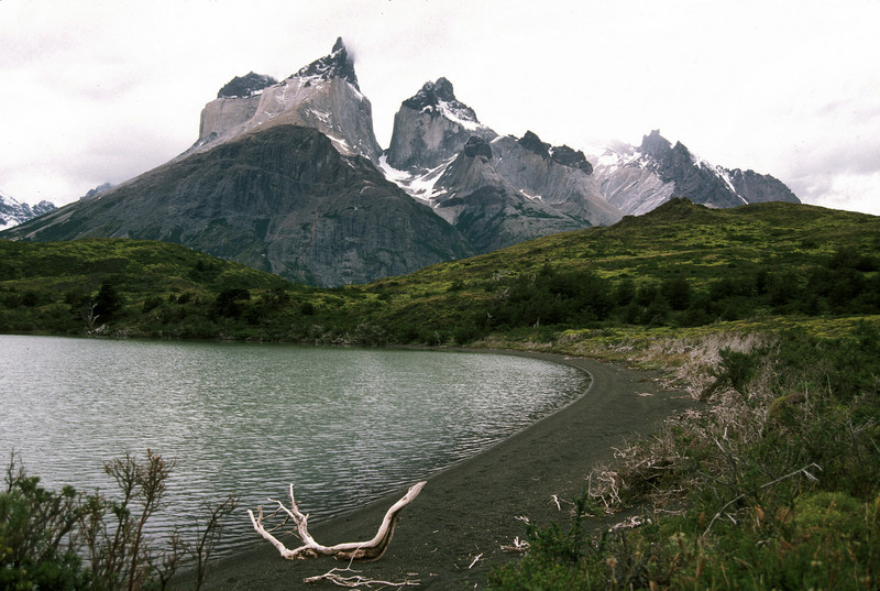 The Torres del Payne.