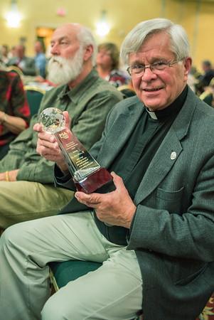 2014 Don Doll SJ, Receives The Photographic Society of America Award