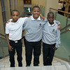 Greeters:  Students from Jesuit Academy