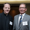 Fr. Tom Lawler SJ (Provincial - Wisconsin Province) and Jerry Hendrickson