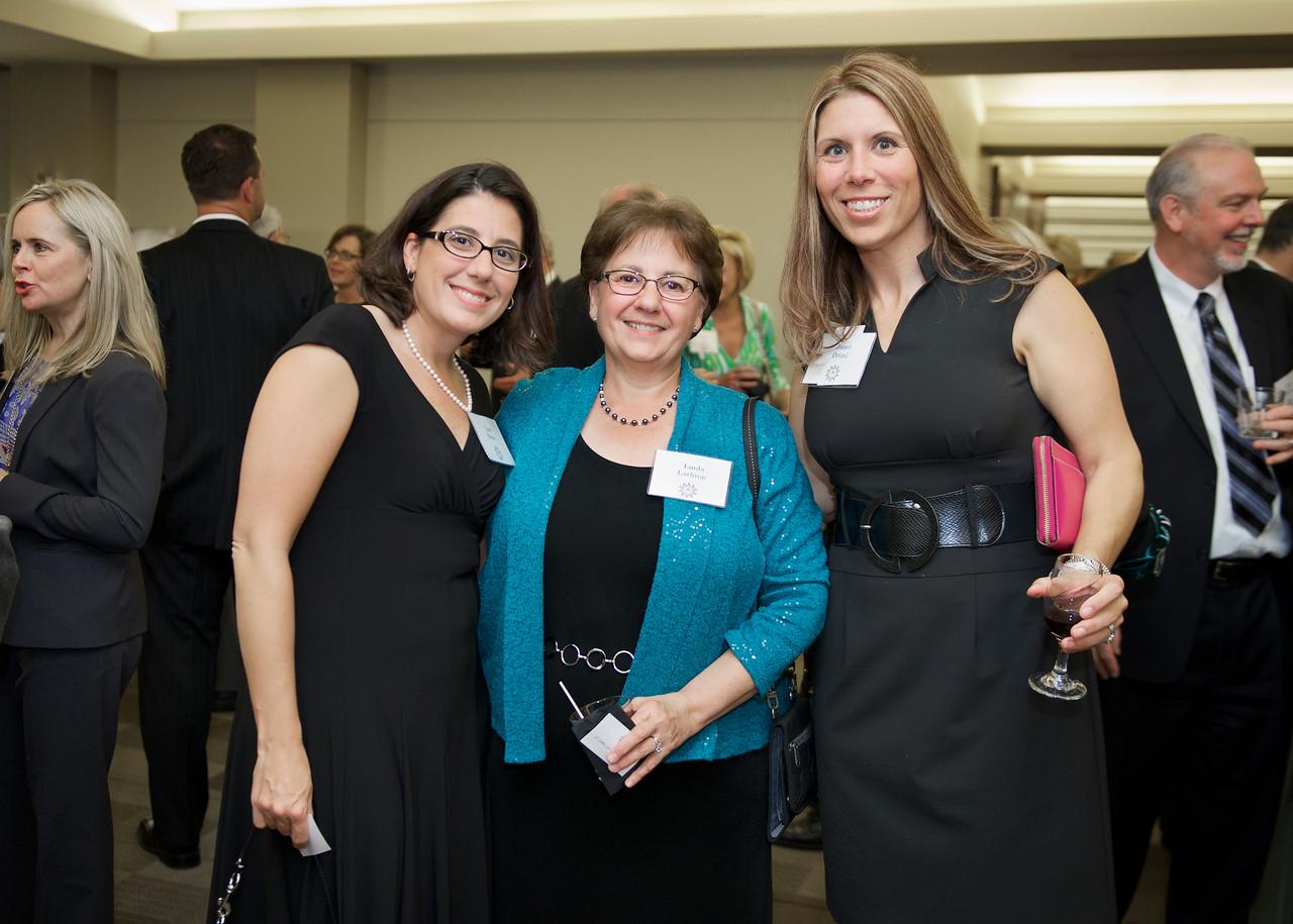 Lisa Bazis, Linda Lathrop and Janet Driml