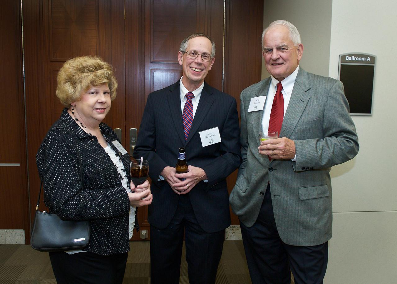 Ellen Batenhorst, Gary Batenhorst and Will Johnson