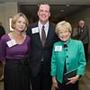 Maureen Hoy, Tom Hoy and Helen Jenkins