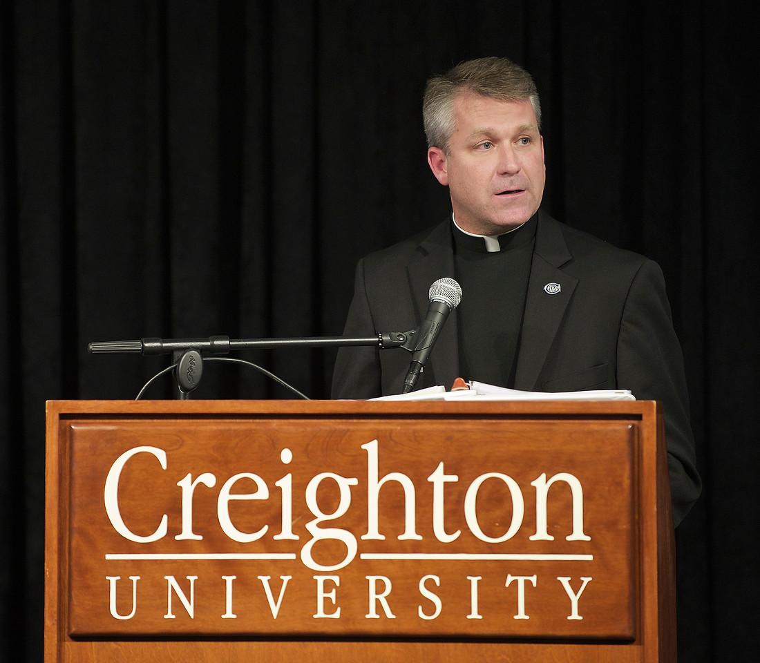 Fr. Thomas Neitzke SJ (President - Creighton Preparatory School)