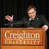 Fr. Daniel Hendrickson SJ (President - Creighton University)