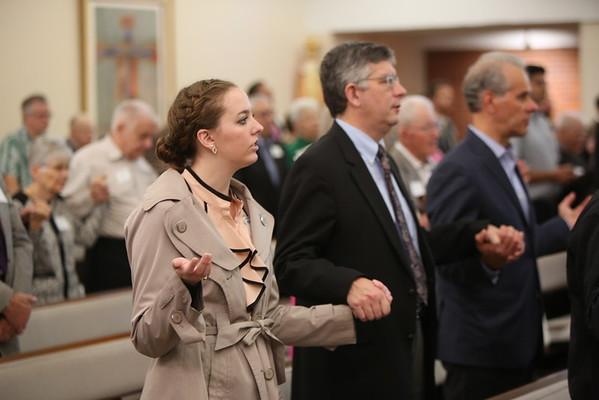 2016 Novitiate Mass and Brunch