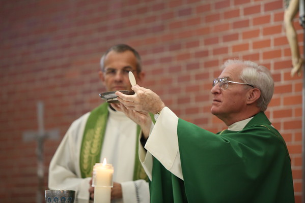 2016 Novitiate Mass and Brunch