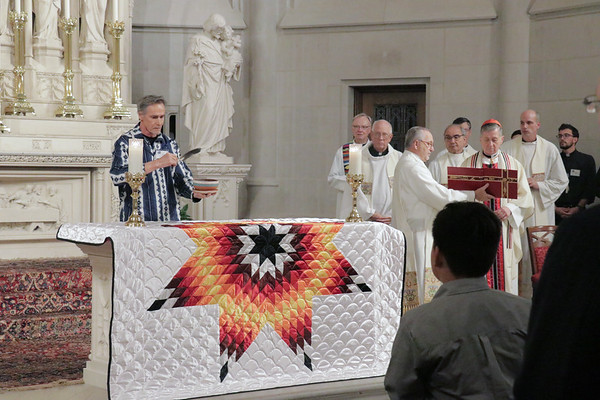 2017 Inculturated Mass  and Reception  - November 2nd, 2017