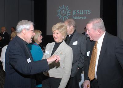 Midwest Jesuits Companions Dinner - Cincinnati - November 12, 2014