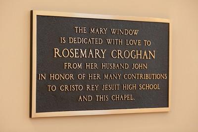 Croghan Founders Mass 10 21 2012