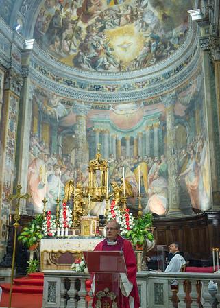 GC 36 - Mass of the Holy Spirit