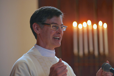Fr. Brian G. Paulson, SJ Installed as Provincial