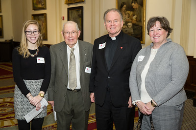 2014 Dec 8 - Jesuit Alumni and Friends of Chicago - Fr. Patrick Conroy, SJ, chaplain, US House of Representatives