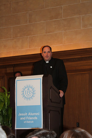 Jesuit Alumni and Friends of Detroit 02 11 2014