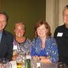 Mark Madigan, Mary Madigan, Linda Kliebhan, and Greg Kliebhan (Jesuit Partnership Council of Milwaukee)